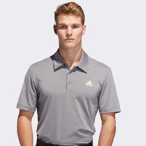 NWT! UPF 50! adidas Ultimate Polo Golf Shirt